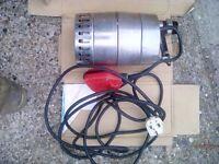 Goliath water pump . bilge pump
