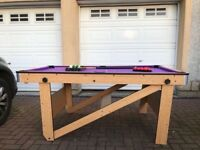 6 ft Pool / Snooker table