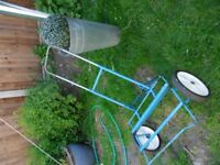FOLDABLE FISHING TROLLEY - GOOD CONDITION