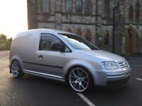 ## COMPLETELY AWESOME ## VW CADDY VAN 2.0 TDI (140)....