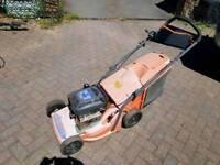 Husqvarna Royal 49S Petrol Lawnmower