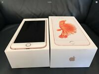 Apple iPhone 6s Plus / Rose Gold / T-Mobile / Like New