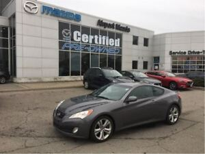 2011 Hyundai Genesis Coupe 2.0T,AT, Trade In, Leather,Sunroof,He