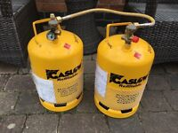 Gaslow refillerable gas bottles
