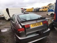 Saab 93 diesel Spare Parts Available