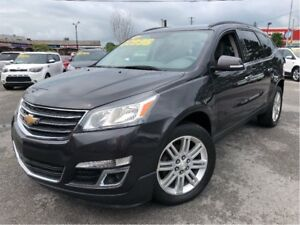 2014 Chevrolet Traverse 1LT BACK UP CAMERA 7 PASSENGER NEW 20 TI