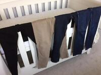 Jeans size 8 short or 6 petite
