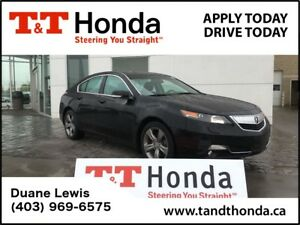 2014 Acura TL * One Owner, Heated Seats, Leather, Sunroof*