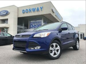 2014 Ford Escape SE FWD | ONLY 24 000KMS | 1 OWNER | MINT