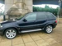 Bmw x5 4.6is full very good condition 07748883331 Corbin black