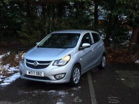 Vauxhall Viva SE only (808 miles) on the clock, cat D