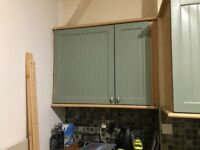 FREE kitchen cupboards (SOLD subject to collection)