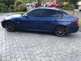 BMW e90 320d msport
