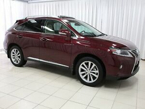 2015 Lexus RX 350 TOURING PACKAGE LUXURY AWD SUV NAV & MORE