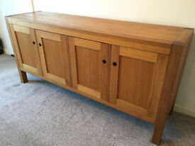 Oak Sideboard - Contemporary - Christian Harold - Breton Range