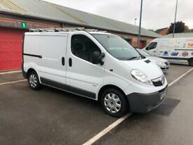 2006 vauxhall Vivaro 1.9 dci 12 Months Mot New Timing belt Low miles same renault trafic