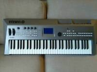 YAMAHA MM6 61 note Synth/arranger keyboard for sale