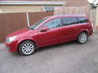 Vauxhall Astra Diesel Estate 2006