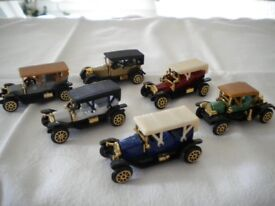6 CLASSIC VINTAGE CARS IN EXCELLENT CONDITION
