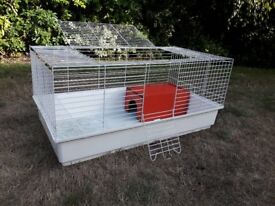 Indoor cage for guinea pigs/small rabbit