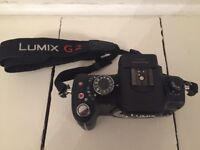 Panasonic Lumix G2 Camera Body plus extras