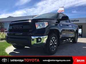 Toyota Certified 2016 Toyota Tundra TRD 5.7L V8 - WINTER TIRES!