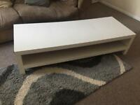Tv unit/ stand / large coffee table