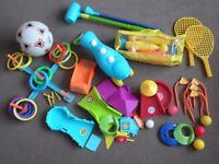 Chidlrens garden toys