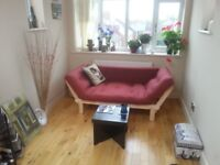 urgently all my furniture needs to find a new home- sofa,2 wardrobes,double bed,armchairs good value