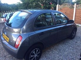 Nissan Micra 1.2 S (a little gem) 2004/04
