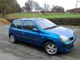 Renault Clio 1.2 16v Dynamique 3 Door ★ ★ ★ PART EXCHANGE to CLEAR ★ ★ ★ NO OFFERS★★★CHEAP CLIO★★★