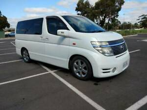 2004 Nissan Elgrand E51 Slide Out Seat 200Kg Scooter Lifter AUTO Marion Marion Area Preview