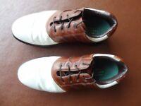 Footjoy Golf Shoes.