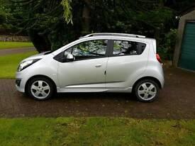 Chevrolet spark ltz 2013