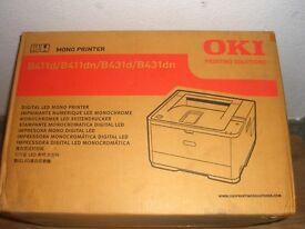 Oki B431 d printer