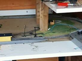 Model Railway project unfinished
