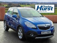 Vauxhall Mokka EXCLUSIV S/S (blue) 2014-02-14