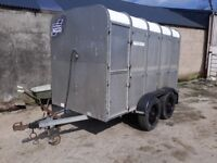 IFOR WILLIAMS 10FT CATTLE TRAILER