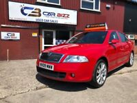 2009 SKODA OCTAVIA VRS 2.0 DIESEL*2 KEYS*FULL HISTORY*CAMBELT CHANGED*12 MONTHS AA BREAKDOWN COVER*