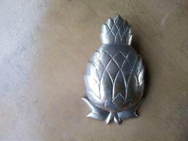 Pineapple Brass Door Knocker