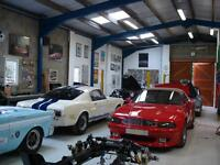 MECHANIC REQUIRED FOR CLASSIC CAR RESTORATION BUSINESS
