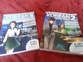 Korean From Zero Level 2&3