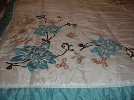 Brand new still in bag Joanna Hope KS quilted bedset