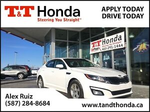 2015 Kia Optima LX *Local Car, No Accidents