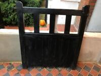 Front garden gate 79cm wide