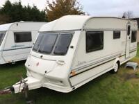 Caravan 4/5/6 berth ABI Jubilee Viceroy 1999 fantastic condition full awning available