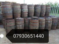 1/4 Cask Whisky Barrels