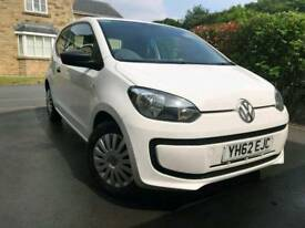 VW Up Take 1.0 2012 White