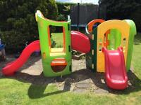 Little Tikes 8-in-1 Climbing Frame