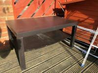 Ikea Tea Table -Black Pick Up Free
